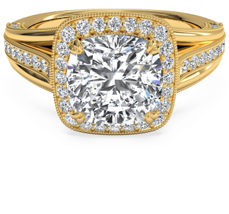 Buy Engagement Rings at Golden Touch Jewelry Florida
